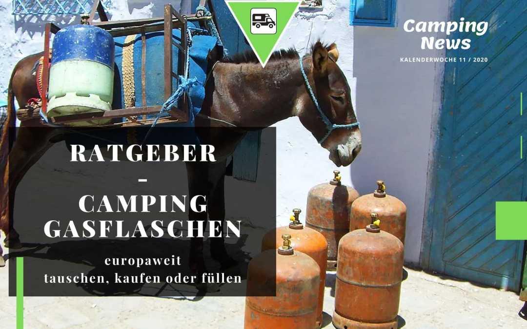 Camping News Wochenrückblick – KW11/2020
