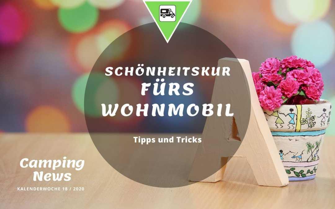 Camping News Wochenrückblick – KW18/2020