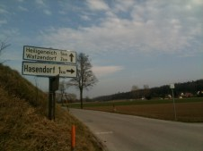 Frühling in Hasendorf