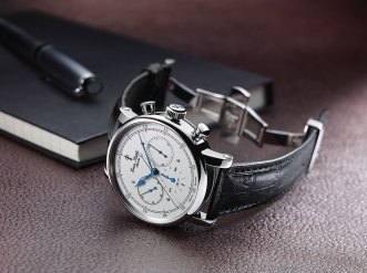 Chronograph-ll-Leder