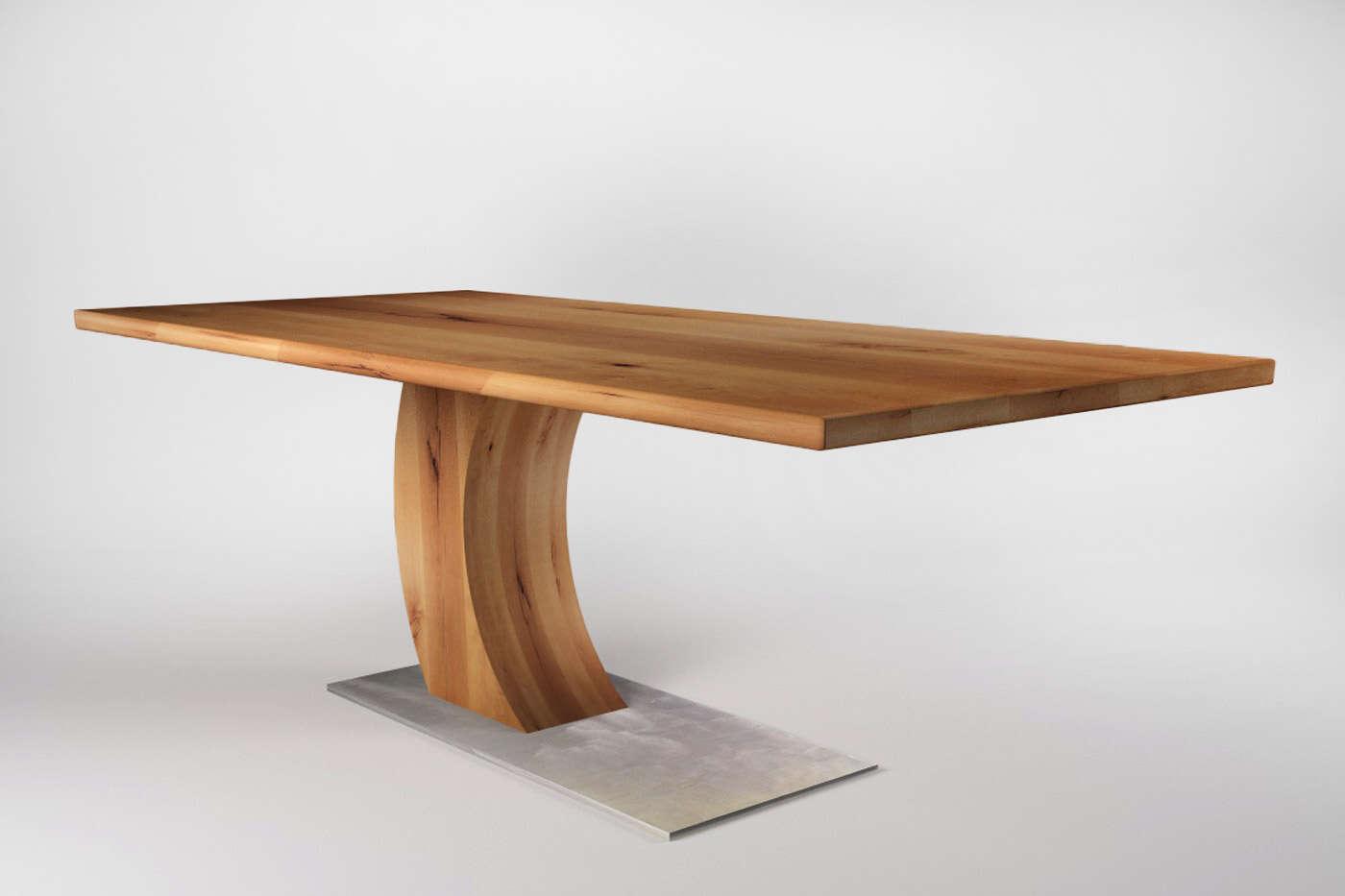 Tisch Buche  Esstisch Buche Massiv — Vianova Project