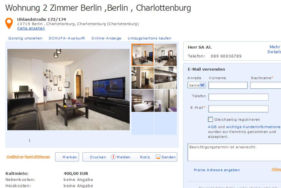 Wohnung 2 Zimmer Rostock Stadtmitte Baleckestr 6 18055 Rostock  Gegen Wohnungsbetrug against