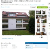 5 Zimmer Maisonette im schnen Lichterfelde-West ...