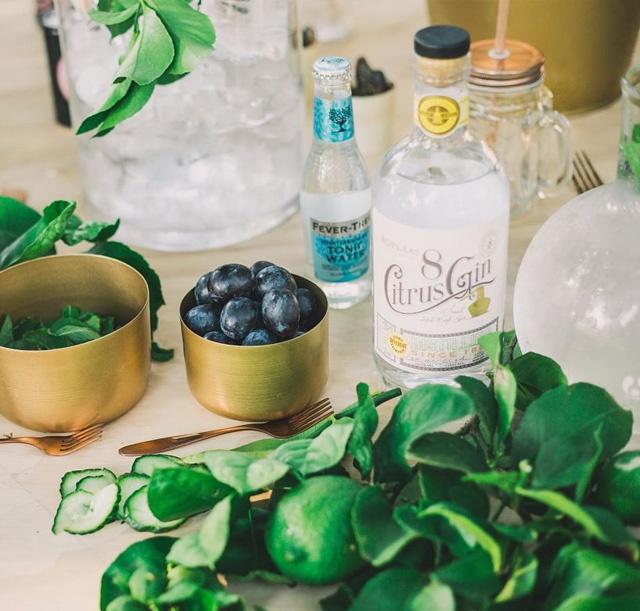 Gin Tasting Traunstein