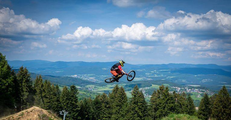 Neues vom Hochpröller-Bikepark