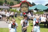 Parkfest Wallgau