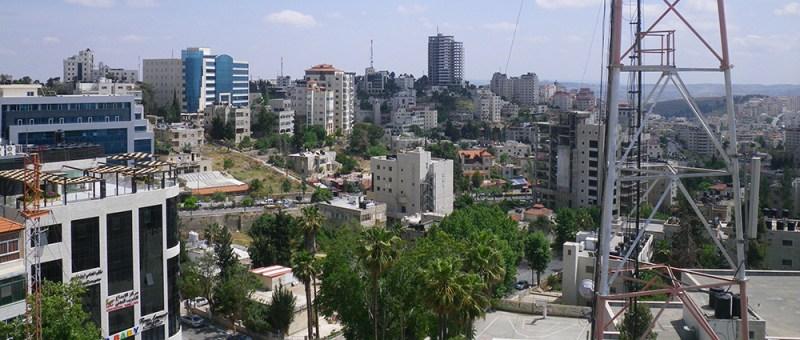 Foto Aussicht Ramallah