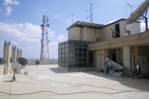 Foto Auf den Dächern Ramallahs