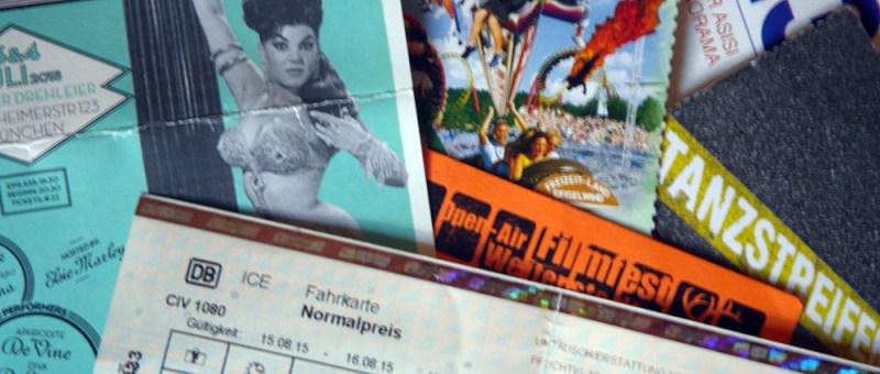 Foto Ticketallerlei