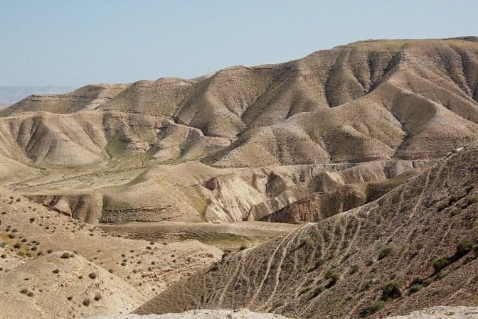 Foto Judäische Wüste