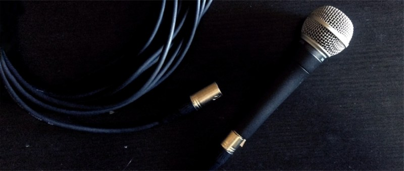 Foto Mikrofon