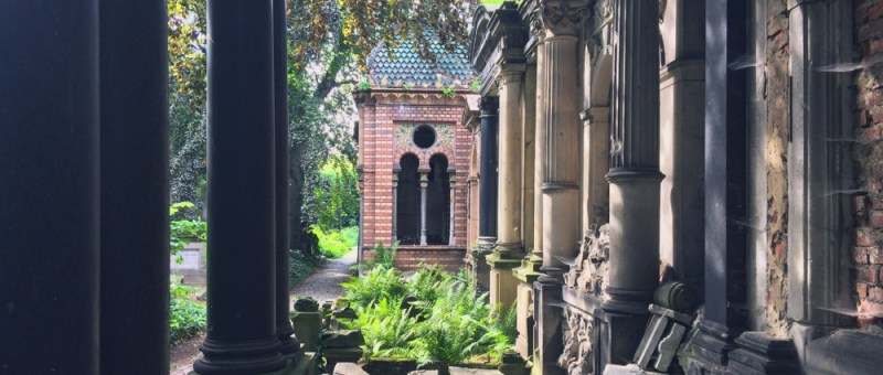 Foto Jüdischer Friedhof Breslau