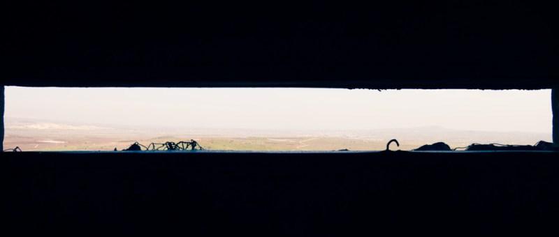 Foto Blick nach Syrien