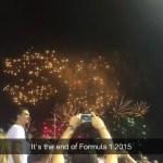 200 Mph In Singapore Snapchat Story On September 19th 2015 Wojdylo Social Media