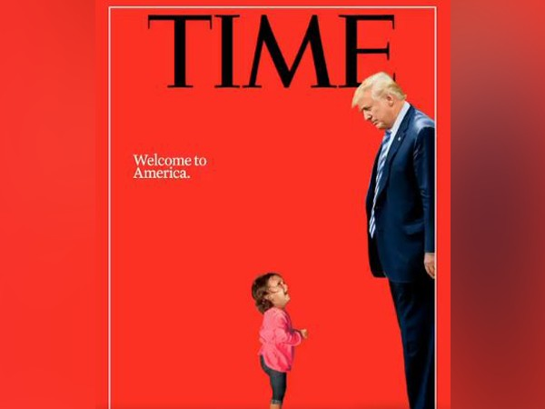 TIME's Trump Cover Captures Zero Tolerance Policy row