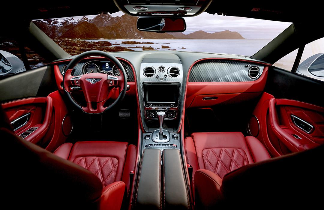 Bentley lanza nuevas vestiduras ¡de cuero vegano!