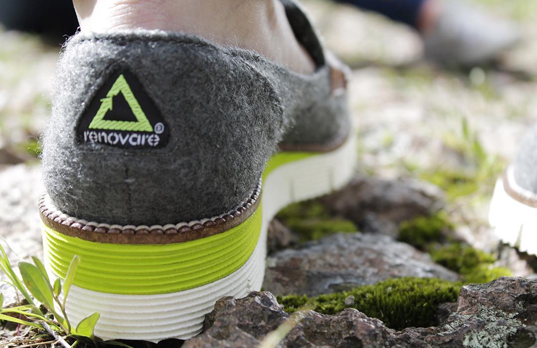 Renovare: zapatos orgánicos