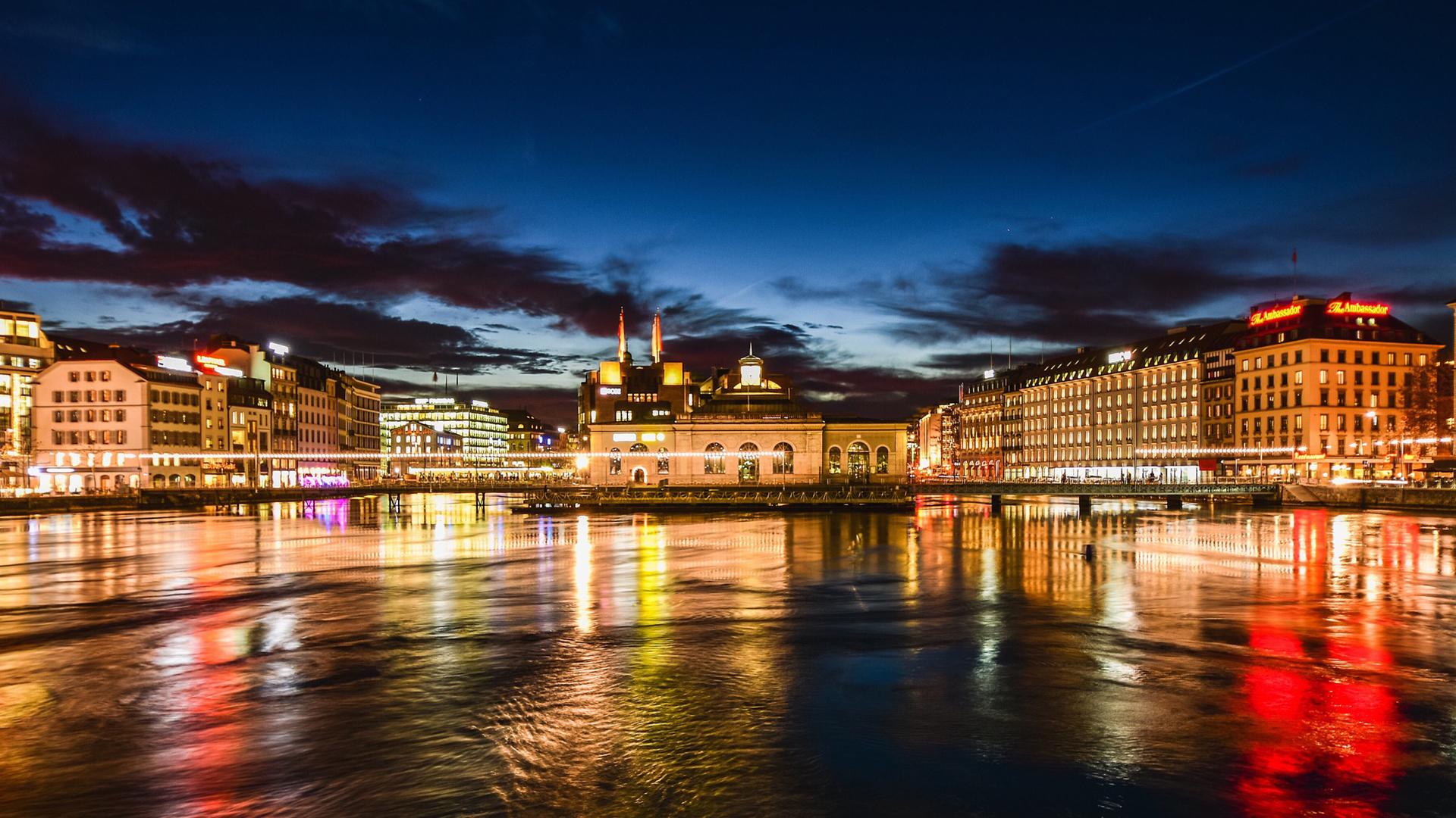 Suiza quiere eliminar las emisiones de CO2 para 2050