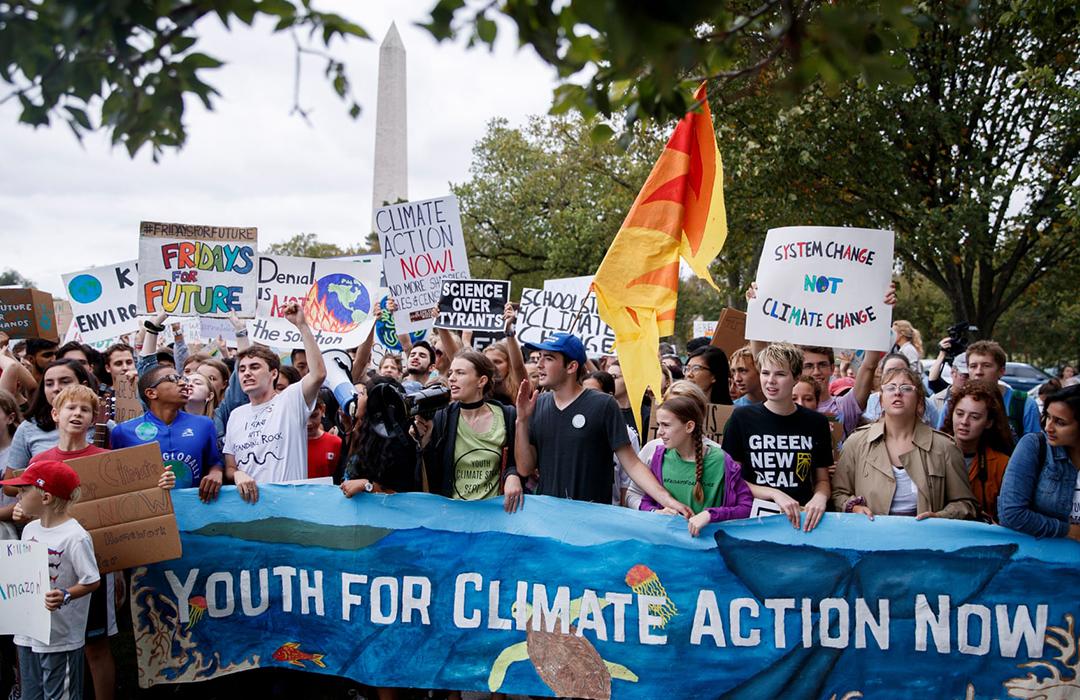 Todo lo que debes saber sobre la Global Climate Strike