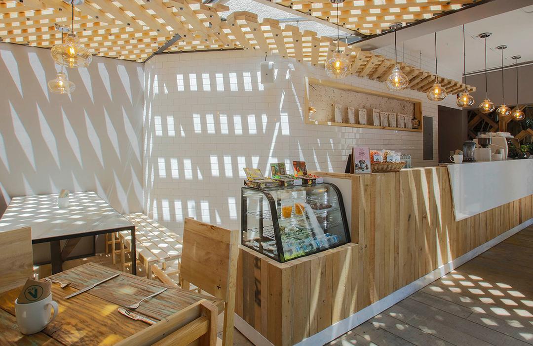 Plan V Café, una gran opción vegana en la Condesa