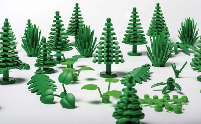 Lego sustituye plástico por material de caña de azúcar