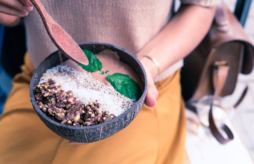 5 nuevos superalimentos según el experto en estilo de vida verde Danny Seo