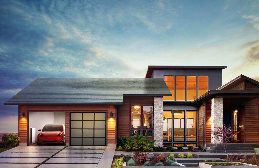 Llega la versión mejorada de los techos solares de Tesla