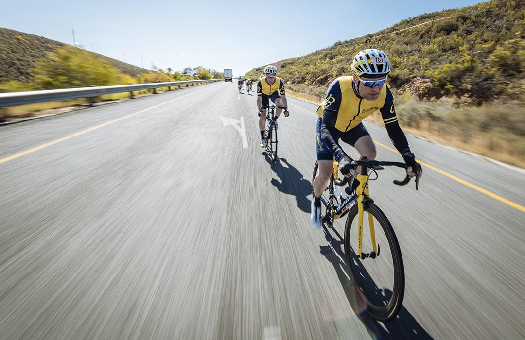 Breitling y Qhubeka donan bicicletas en Sudáfrica