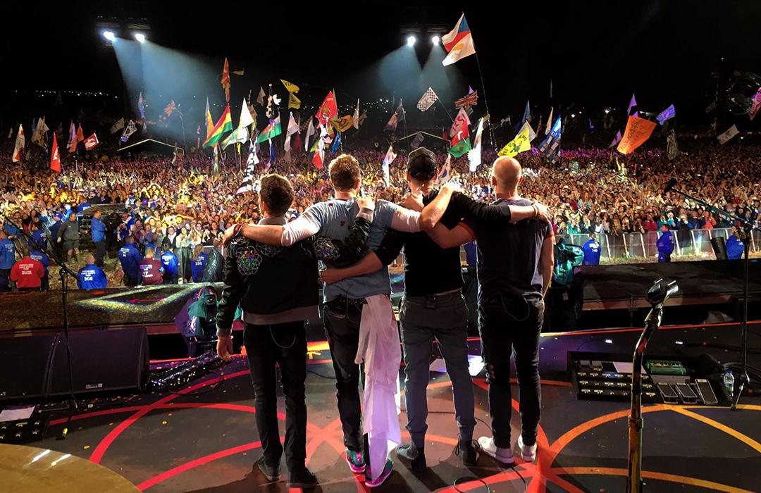 Coldplay no saldrá de gira hasta encontrar la forma ecológica de hacerlo