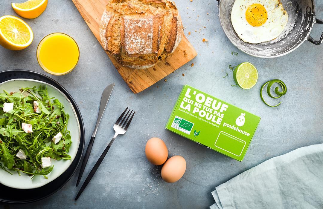 Empresa francesa pone el ejemplo y ofrece huevos éticos
