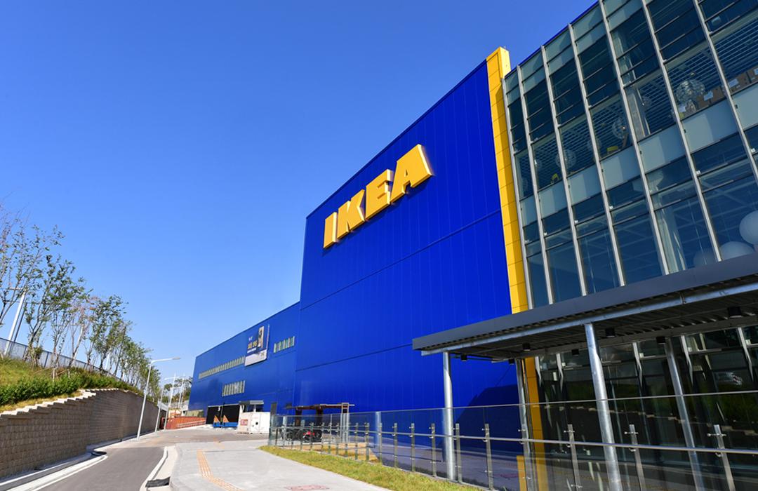 """Los esfuerzos de Ikea para ser """"ambientalmente positiva"""""""