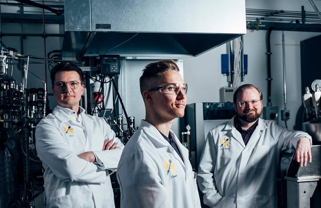 Esta compañía finlandesa ha creado proteína a partir de CO2