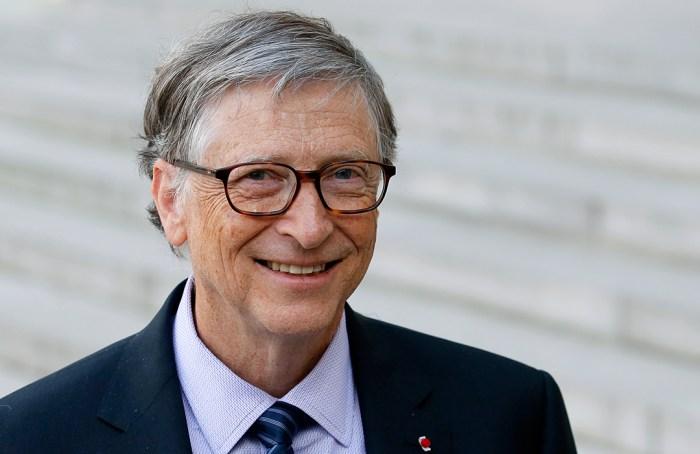 Retretes ecológicos, otra de las pasiones de Bill Gates