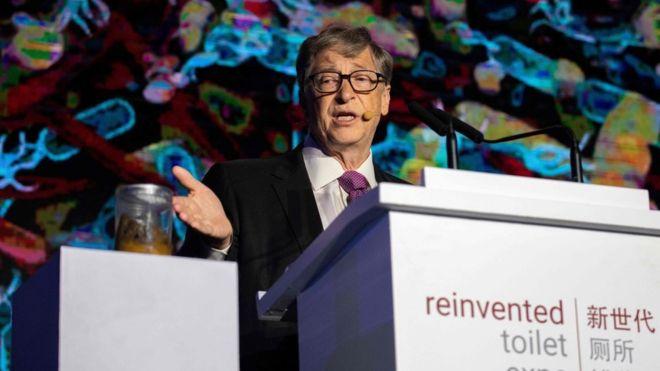 Retretes Ecológicos Bill Gates en Wokii