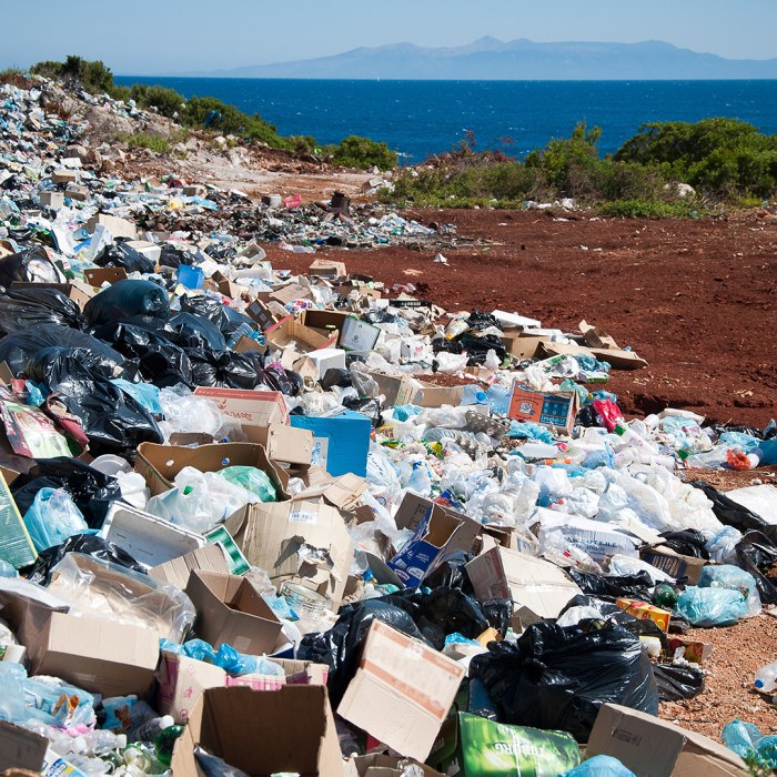 Separar residuos desde casa en Wokii
