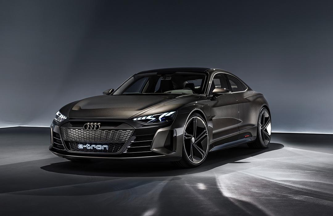 Se acerca el deportivo eléctrico de Audi RS
