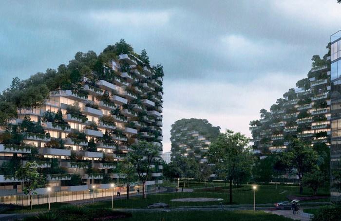 Conoce la primera ciudad forestal del mundo