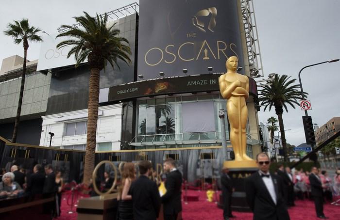 Los premios Oscar se vuelven veganos
