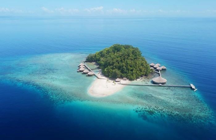 MahaRaja Eco Dive Lodge en Wokii