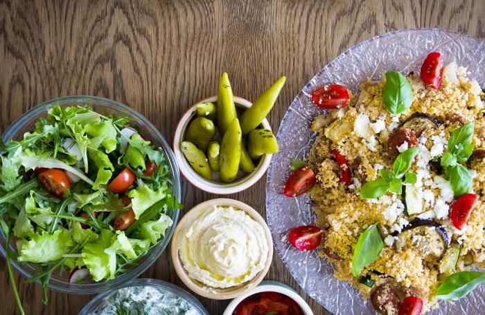 Dieta mediterránea en Wokii
