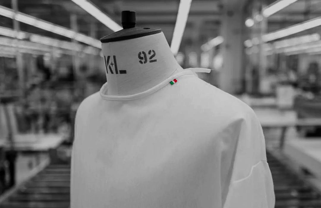 Ermenegildo Zegna ahora produce trajes hospitalarios en Italia y Suiza