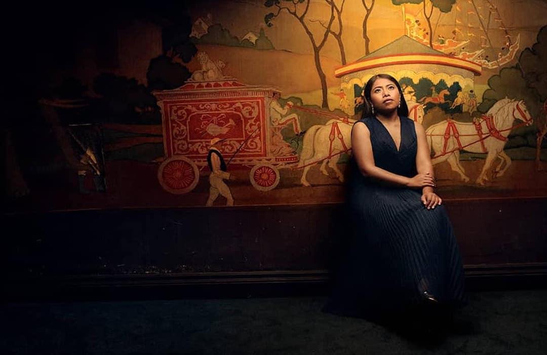 Yalitza Aparicio se estrena como columnista