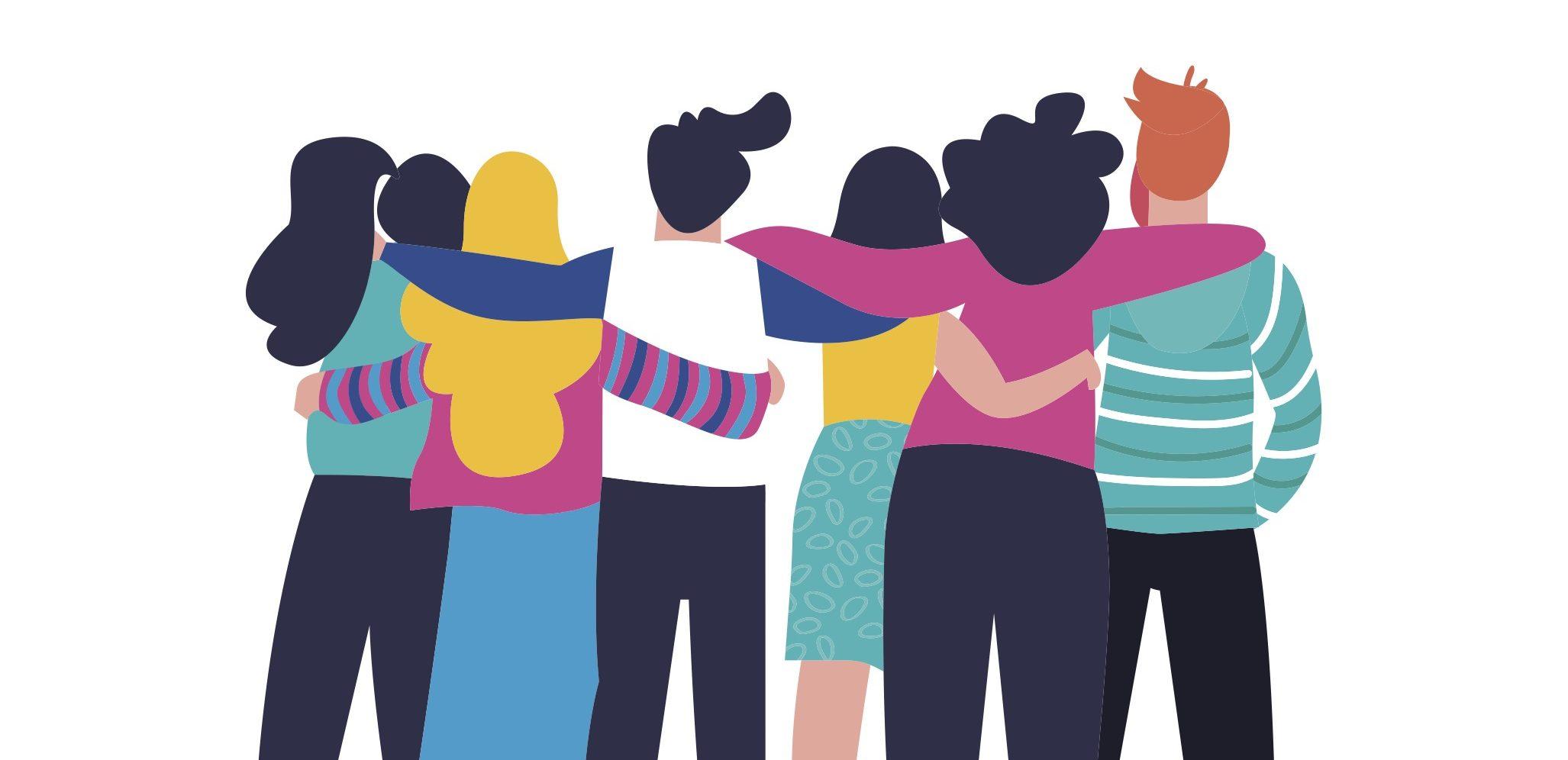 4 reglas para dar abrazos en tiempos de coronavirus