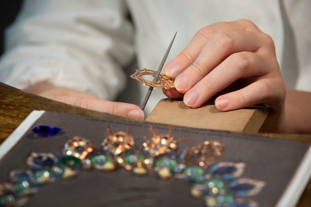 Las joyas de Bulgari traen de vuelta al barroco