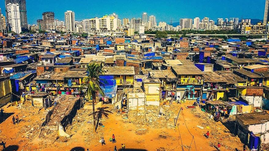 Los barrios pobres de Bombay pueden ser inmunes a Covid-19