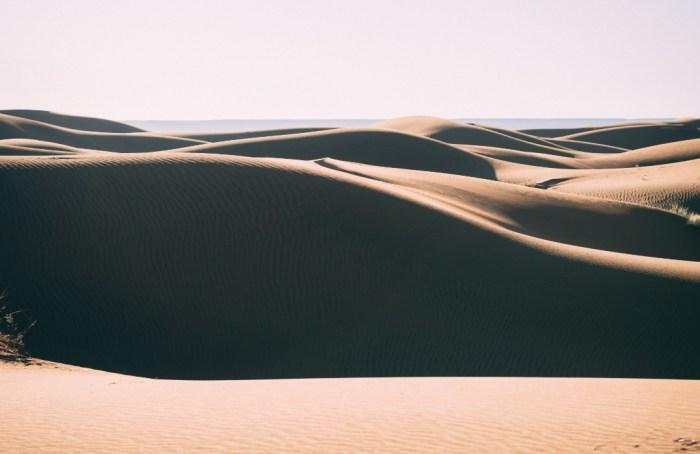 Los efectos más impactantes del polvo del Sahara