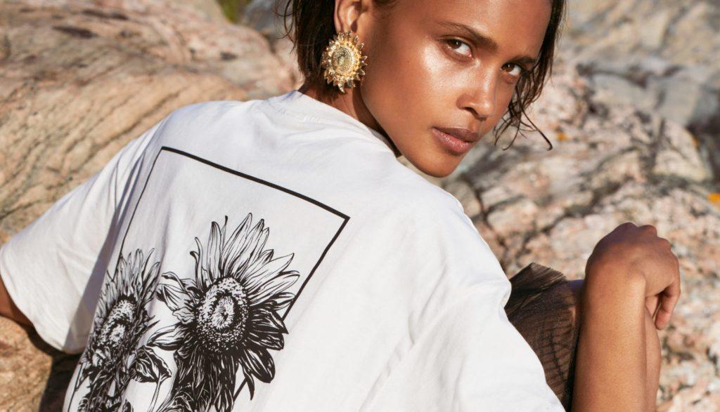 Feminidad y naturaleza en la colaboración de H&M con Sandra Mansour