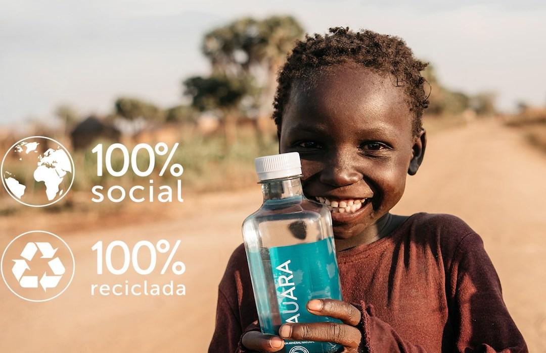 AUARA, la empresa que genera más de 56 millones de litros de agua potable