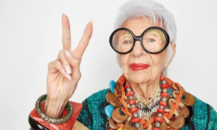 10 frases de Iris Apfel, icono de la moda que cumple 100 años