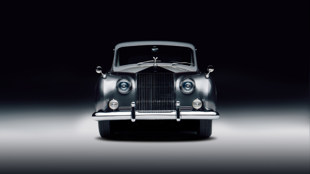 El Rolls-Royce Phantom V eléctrico de Lunaz, una joya retrofutura